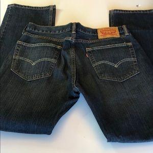 Levi 505 jeans W32 L32